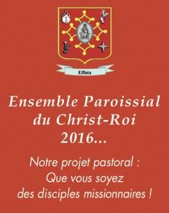 Disciple-Missionnaire
